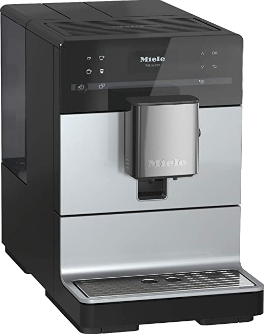 Miele CM 5500 Cafetera automática Silveredition: Amazon.es: Hogar