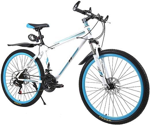 S.N S Bicicleta de montaña Bicicleta Doble Freno de Disco ...