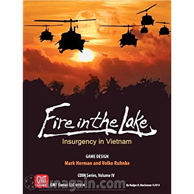 Fire in the Lake: Toys & Games