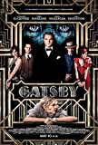 27 x 40 The Great Gatsby 3D Movie Poster