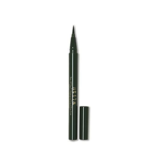 Amazon.com: Stila Stay All Day Waterproof Liquid Eye Liner, Intense Jade: Premium Beauty