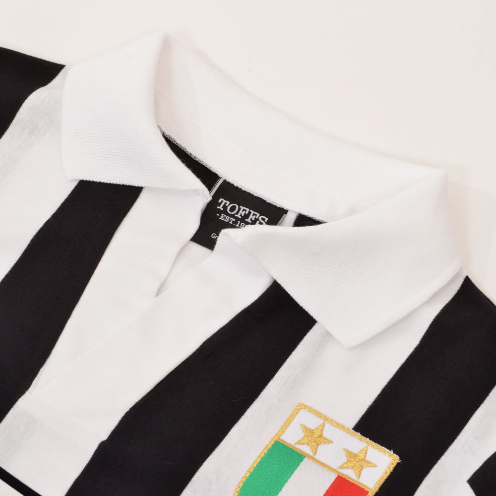 2593d1709 Toffs Juventus 1984-1985 Home Retro Football Shirt  Amazon.co.uk  Sports    Outdoors