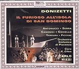 Donizetti: Il Furioso All'isola Di San Domingo