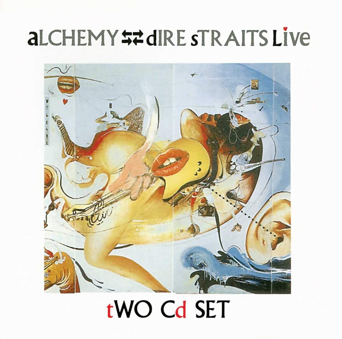 Alchemy Live : Dire Straits: Amazon.fr: CD et Vinyles}