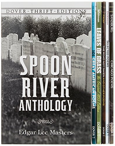 (American Poetry Boxed Set (Dover Thrift Editions))