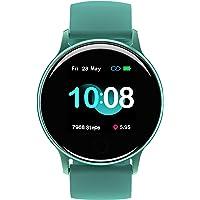 UMIDIGI Smartwatch Uwatch 2S, Fitness Tracker Horloge met Vrij te Kiezen Achtergrondafbeelding, 5 ATM Waterdicht…