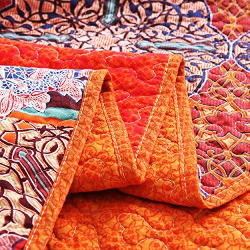 5 Exclusivo Mezcla 3 Piece Reversible Decorative