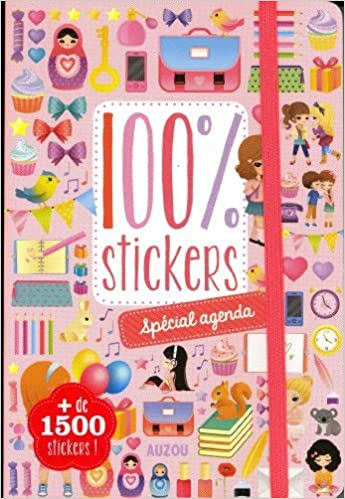 100% STICKERS : AGENDA by P?castaing Marie August 27,2013 ...