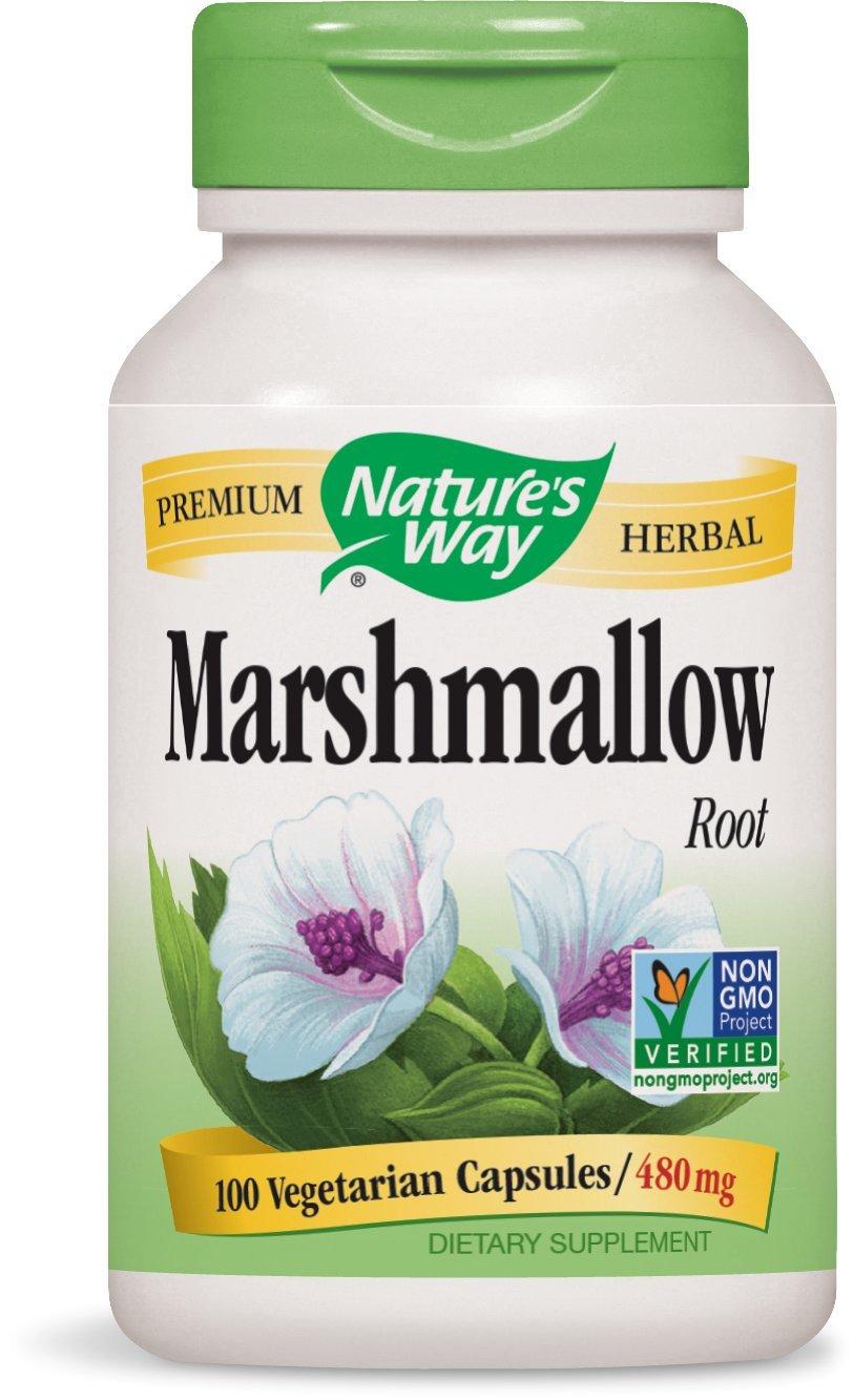 Marsh mallow tea