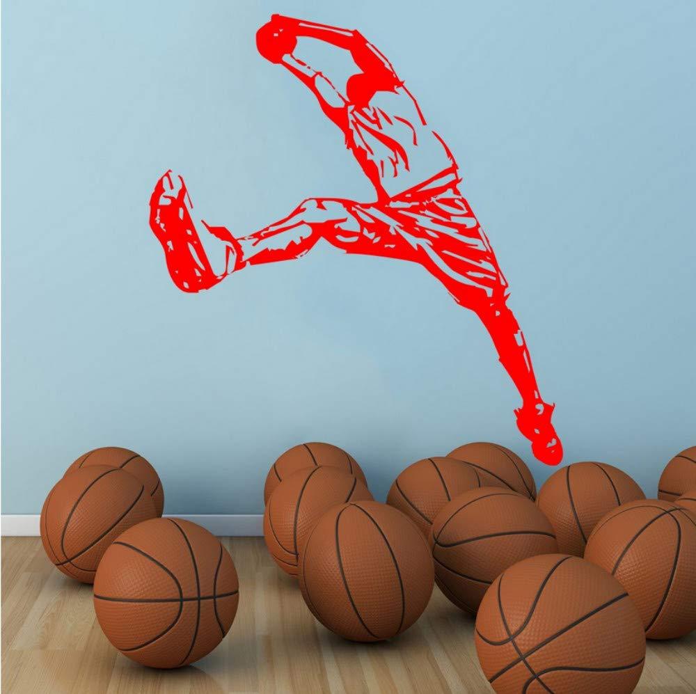 Vinilo decorativo Balon Baloncesto Deporte Baloncesto 42X45CM ...
