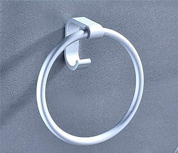 alger salle de bains punch free espace aluminium serviette anneau rond porte serviette serviette