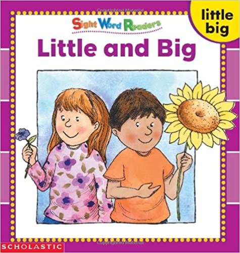 Little and Big (Sight Word Library)