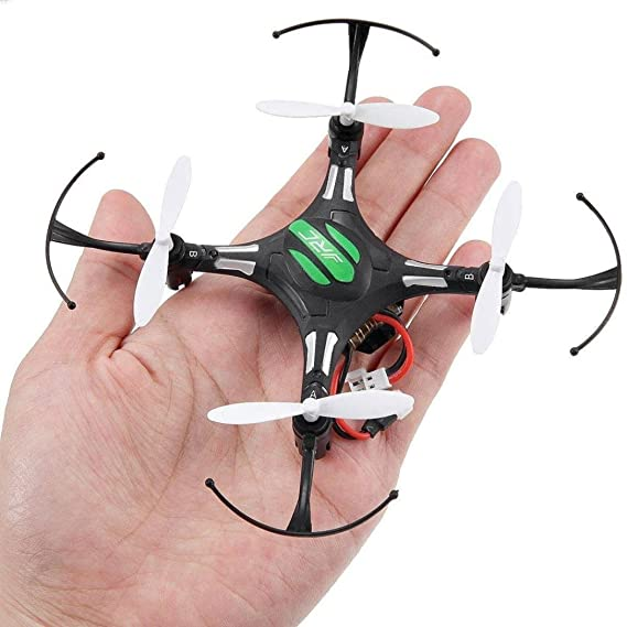 WINWINTOM JJRC H8 Mini 2.4G 4 canales 6 Eje RTF RC Quadcopter Led ...