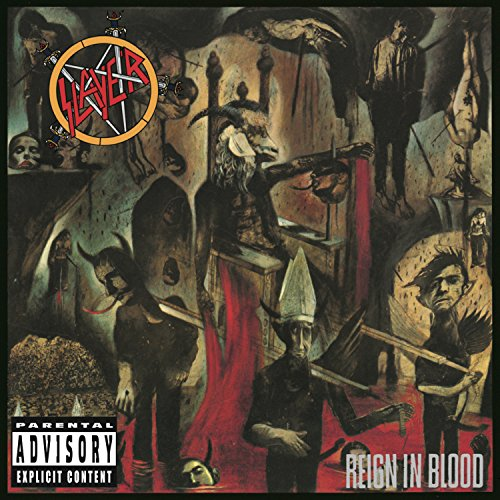 Reign In Blood [Explicit]