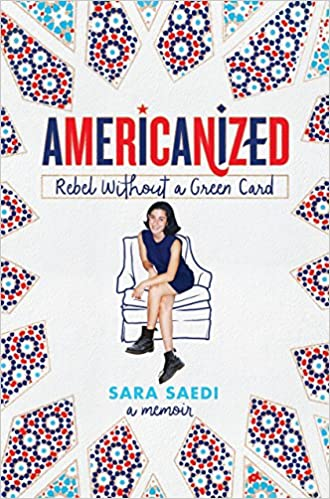Americanized: Rebel Without a Green card (Cover)