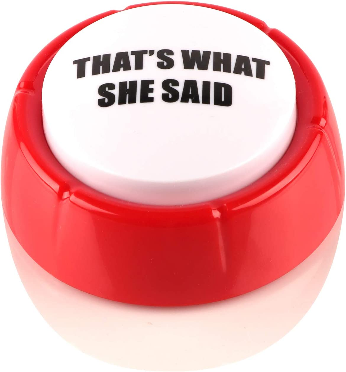 Madanar That's What She Said Easy Electronic Button Funny Classic Office Quote Gag Gift