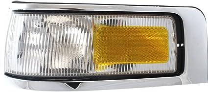 Replacement Front Turn Signal Light Passenger Damon Ultrasport 1998-2001 RV Motorhome Right