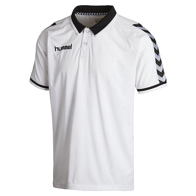 Hummel Stay Authentic Polo - Camiseta deportiva blanco blanco ...