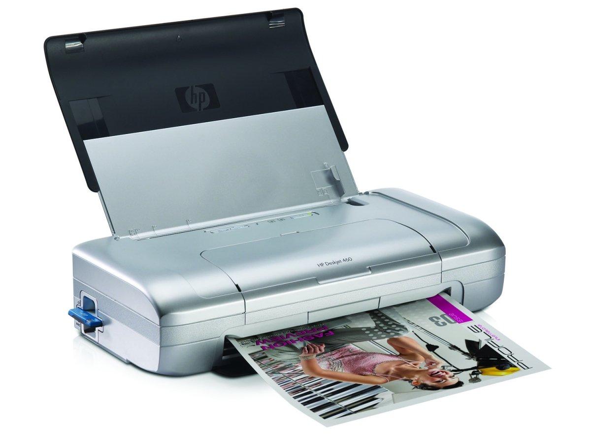 HP Deskjet 460CB Tintenstrahldrucker Hewlett Packard C8151A