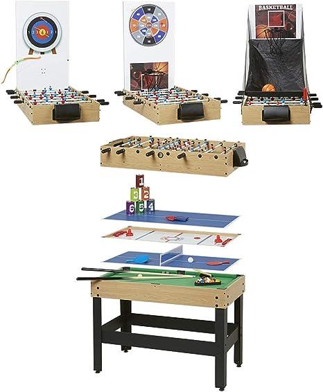 Arcade Mesa Multi 8 Juegos: Amazon.es: Juguetes y juegos