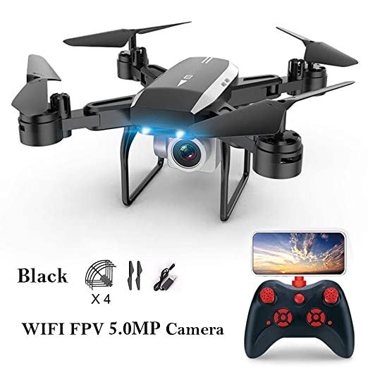 KY606D - Dron de Aire Plegable de Larga duración, para Mantener la ...