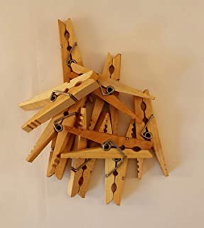 product image for Kevin's Quality Clothespins (Maple, natural) Sold in Sets of 10