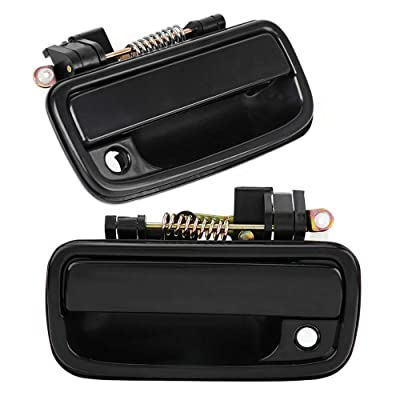 BOPART Outside Exterior Door Handle for 95-04 Toyota Tacoma, 1995 1996 1997 1998 1999 2000 2001 2002 2003 2004 Tacoma Front Driver & Passenger Side Replacement 6922035020 6921035020: Automotive