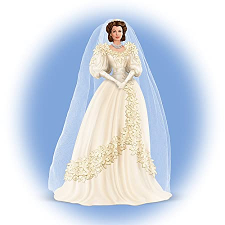 Gone With The Wind Figurine: Scarlett O\'Hara, Wedding Belle by The ...
