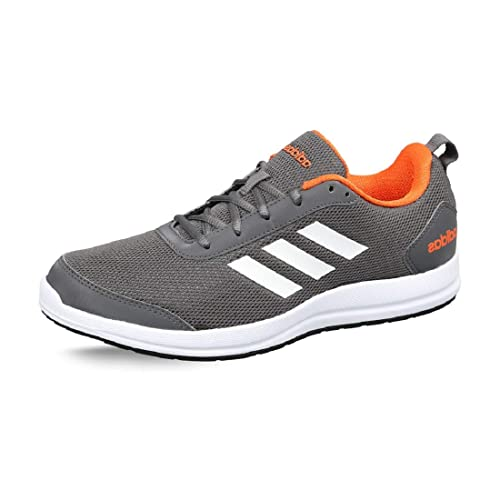 42d91a42be4b08 Adidas Men s Yking 2.0 Grefiv Ftwwht Eneora Running Shoes-11 UK India