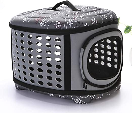 Little east EVA portátil Pet Pack Dog Outing Moda Transpirable ...