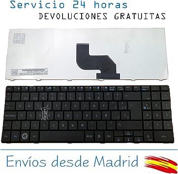 IFINGER Teclado español Compatible con Ref: AEZR7P00110 ...