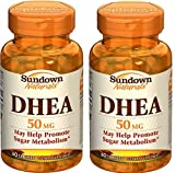 Best Dhea 50 Mgs - Sundown Naturals DHEA Energy Enhance Dietary Supplement Tablets Review