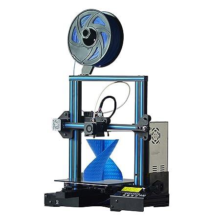 DM-DYJ Impresora 3D Casera De Grado Cuasi Industrial, A10 ...
