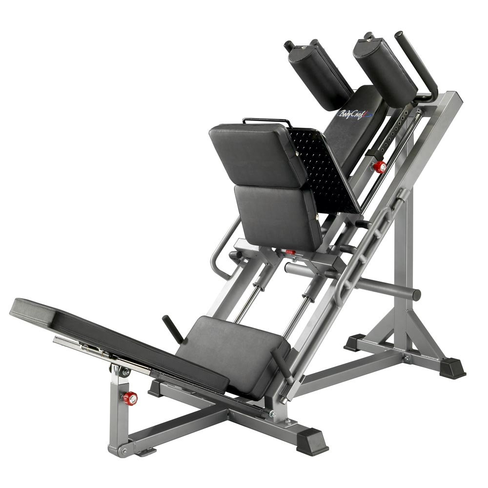 shuttle leg press machine