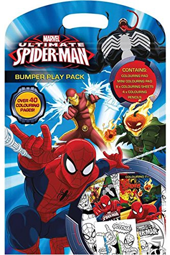 Anker SPBPP2 Ultimate Spiderman Bumper Play - Anker Stone