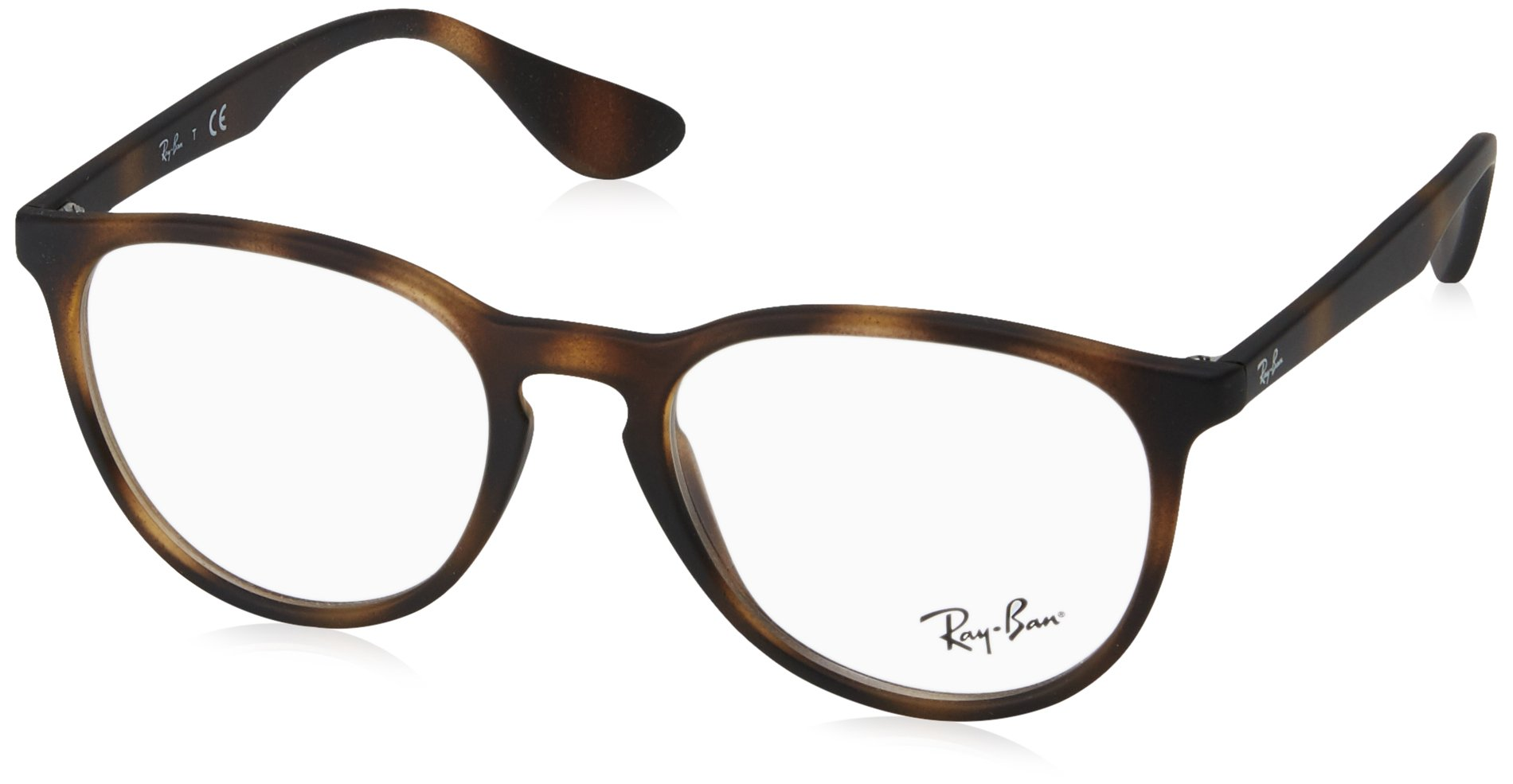 Ray-Ban Women's RX7046 Eyeglasses Grey Gradient Rubber 51mm by Ray-Ban