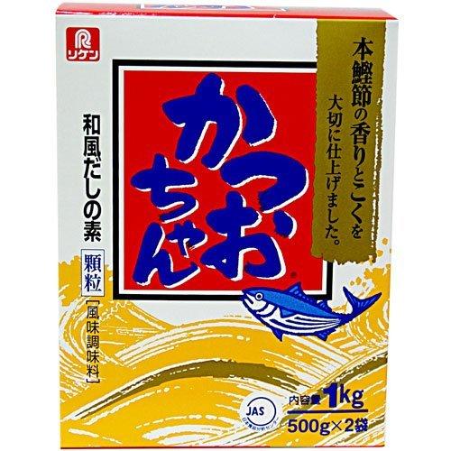 RIKEN Japanese dashi bonito chan granules 1kg by Riken