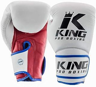 Not defined Guantoni King PRO Boxing Star Mesh Bianco 16 OZ