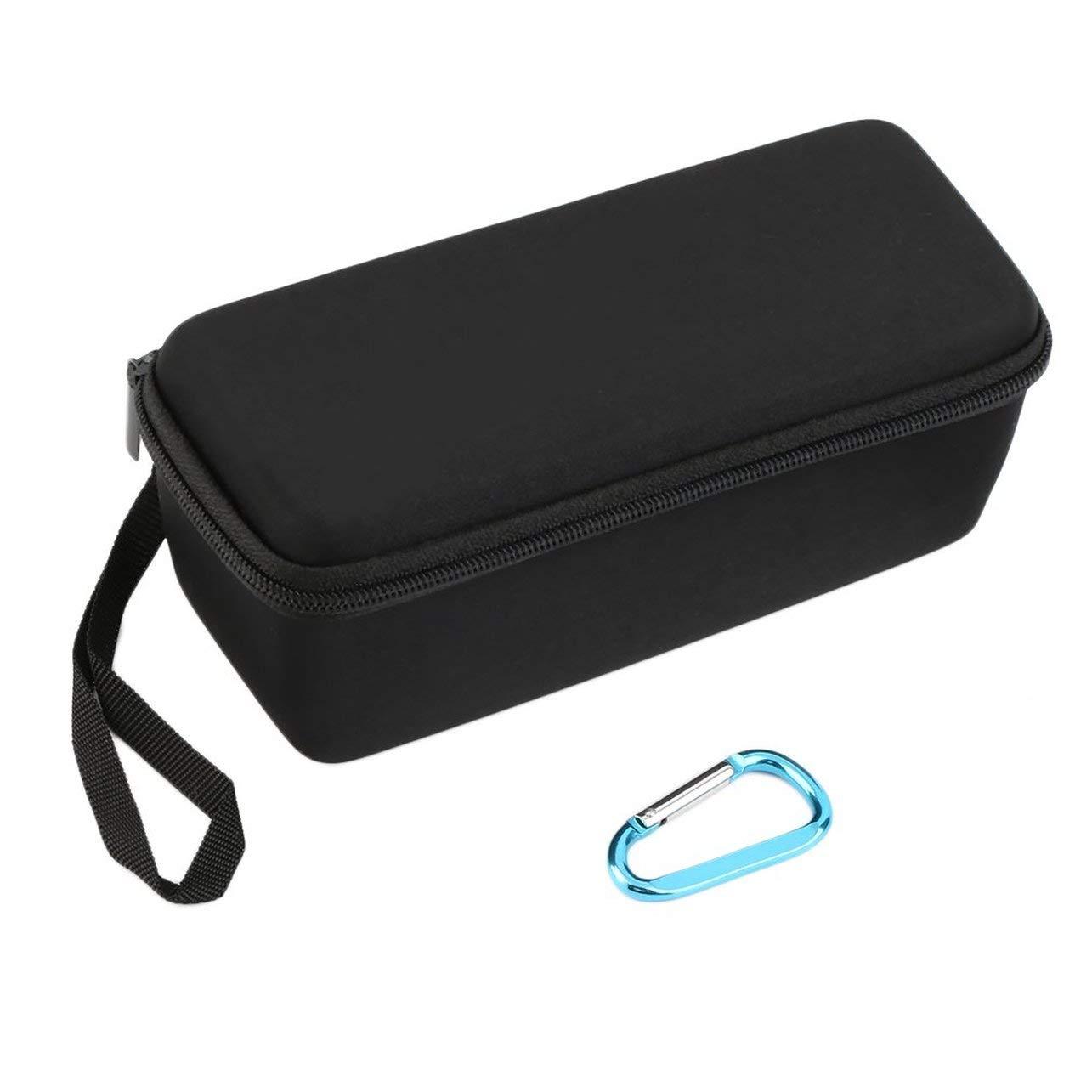 Bolso de la Cubierta de la Caja del Viaje de EVA Carry para el Mini Altavoz de Bose Soundlink Bluetooth WOSOSYEYO