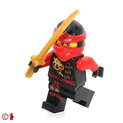LEGO Ninjago MiniFigure - Kai (Skybound) From Set 70600: Toys & Games
