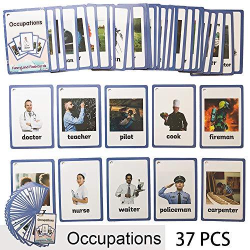 Kids Occupation - Richardy 37PCS/Set Occupations Kids Gifts English