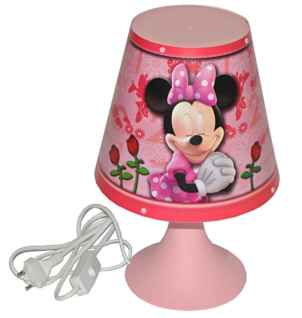 Unbekannt Tischlampe Disney Minnie Mouse - 30 cm hoch magische Lampe ...