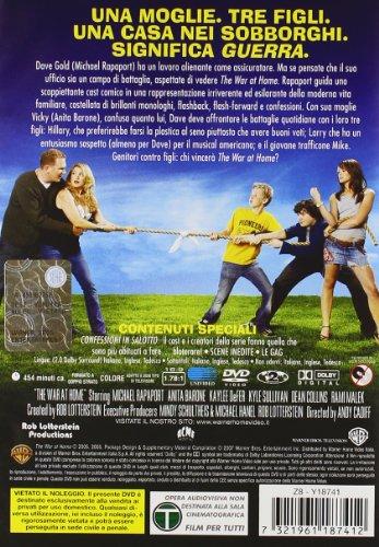 The War At Home - Stagione 01 (3 Dvd) [Italia]: Amazon.es: Anita Barone, Michael Rapaport, Anita Barone, Michael Rapaport: Cine y Series TV