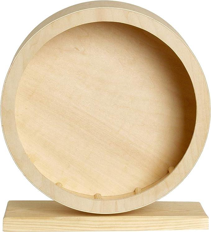 Karlie 84197 Bogie Wheel Rueda de Madera 15 cm, Wonderland, S ...