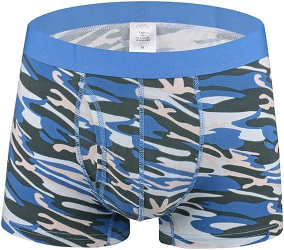 FEOYA - Pack de 3 Calzoncillos Bóxer para Hombres Calzones Ajustable Largos de Tallas Grandes para Deportes Ropa Interior para Hombres: Amazon.es: Ropa y accesorios