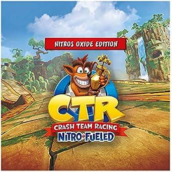 Sony Crash Team Racing Nitro-Fueled - Nitros Oxide Edition ...