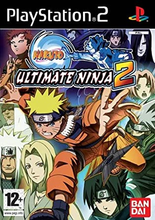 Naruto Ultimate Ninja 2 [Importación italiana]: Amazon.es ...
