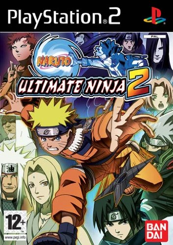 Naruto Ultimate Ninja 2 [Importación italiana]: Amazon.es ...