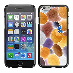 """Shell-Star ( Inverted Butterfly ) Fundas Cover Cubre Hard Case Cover para 5.5"""" iPhone 6 Plus"""