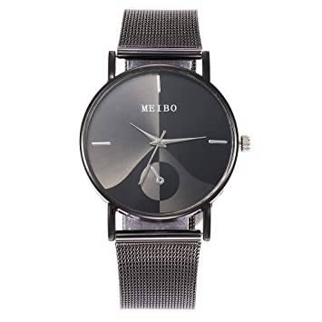 Amazon.com: MEIBO - Reloj deportivo para mujer, cuarzo ...